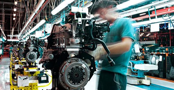 Industria del motor