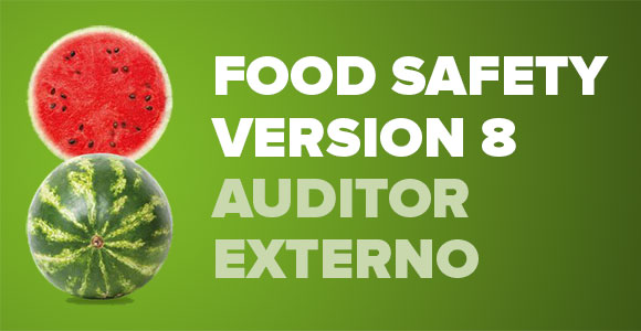 urso de Auditor Externo de BRC Food Safety 8