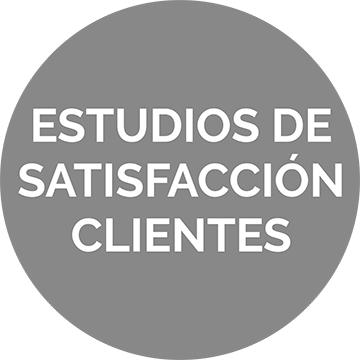 Estudios de satisfacción de clientes