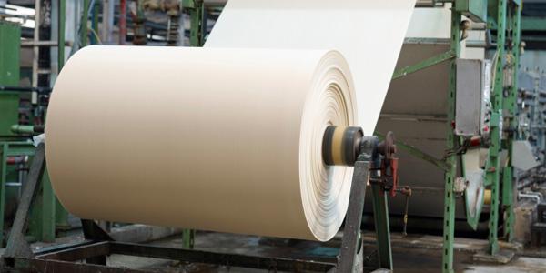 Bobinadora de papel