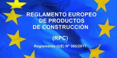 Reglamento Europeo de Productos de Contrucción