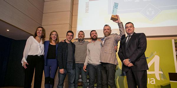 """Nuestro cliente """"El Taller de Piñero"""" gana el premio In4Bankia a la mejor PYME del año"""