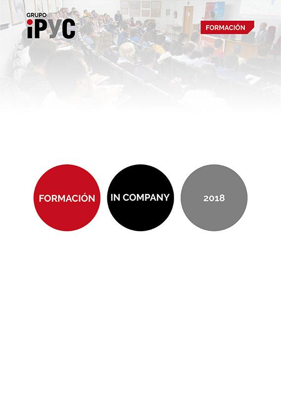 Catálogo IPYC de Formación In Company
