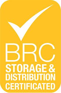 BRC Almacenamiento y Distribución