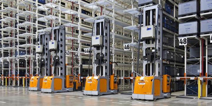 BRC Storage & Distribution