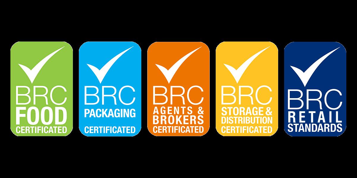 Certificaciones BRC