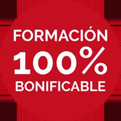 Formación 100% bonificable