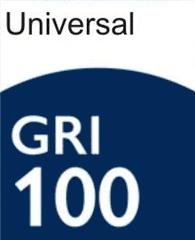 GRI 100 memoria de Sostenibilidad