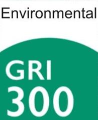 GRI 300 memoria de Sostenibilidad