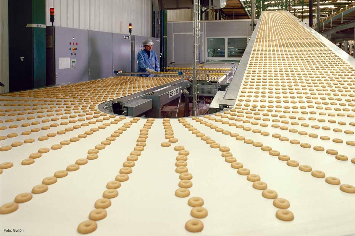 Industria de la alimentación