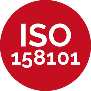 ISO 158101 Servicios Sociales Sanitarios