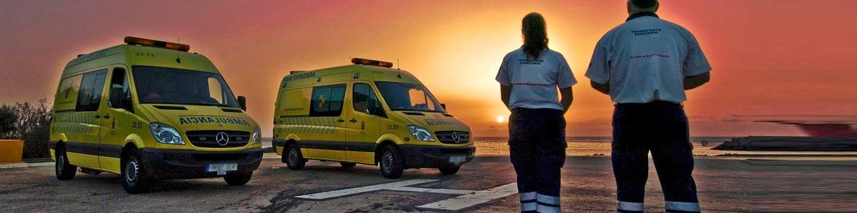 Certificaciones y normas del Sector Transporte Sanitario