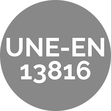 UNE EN 13816