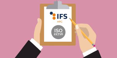 Webinar IFS HPC e ISO 22716