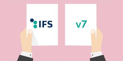 Webinar IPYC: Introducción a los cambios y novedades en la nueva versión IFS v7