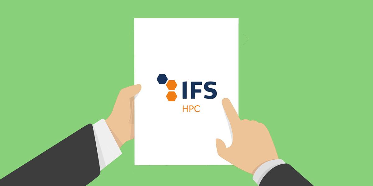Webinar IFS HPC